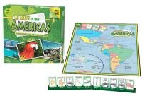 10 Days in the Americas Board Game