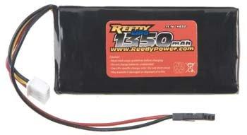 Transmitter Battery - 11.1V 1350mAh Lipo Lightweight