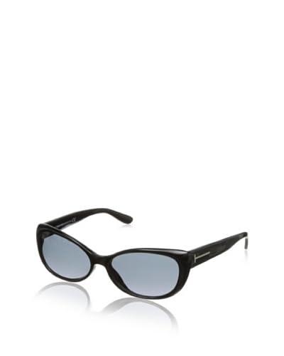 Tom Ford Women's Sebastian TF232 Sunglasses, Black