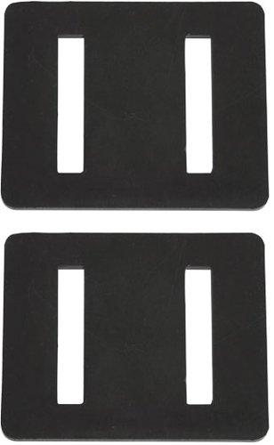 "3"" Strap Rubber Corner Protectors (2-Pack) front-226074"
