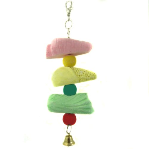 Alfie Pet By Petoga Couture - Small Animal Mineral Stone Veggie Chew Charm (For Guinea Pig, Rabbit, Hamster, Bandit, Ferret, Mouse) front-855441