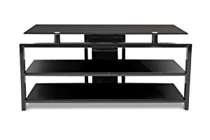 TechCraft BG4020 42-Inch Wide Flat Panel TV Stand - Black