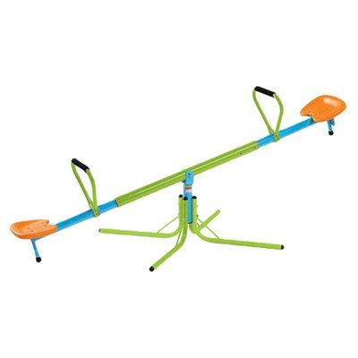 Pure Fun Swivel Seesaw, Green/Blue/Orange
