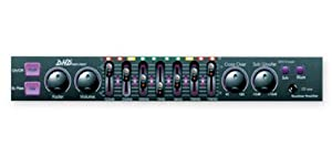 DHD NTX-6202 7 BAND ACTIVE GRAPHIC EQUALIZER