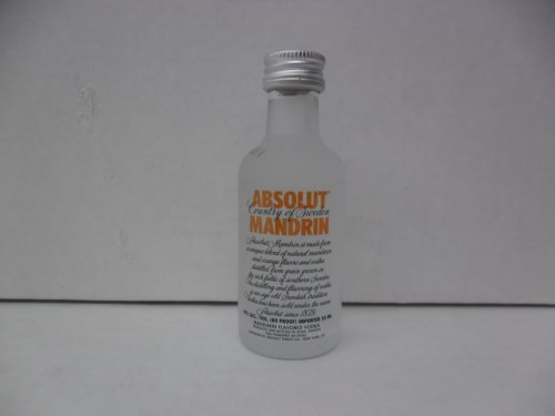 Mini Shot Bottles front-730051