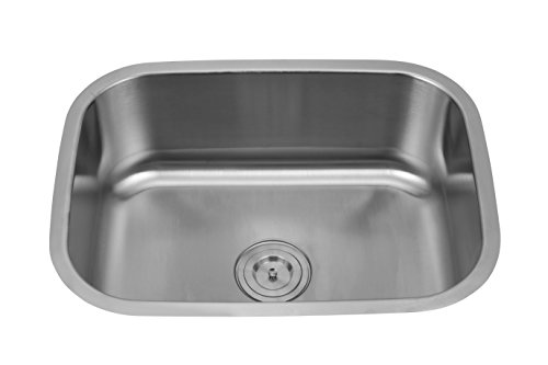 SILVERLINE SILVER LINE STAINLESS STEEL SINK