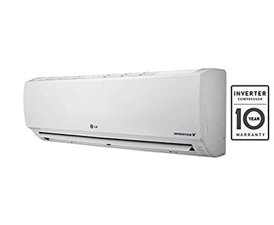 LG BSA18IBE Inverter V Split AC (1.5 Ton, Warm Grey)