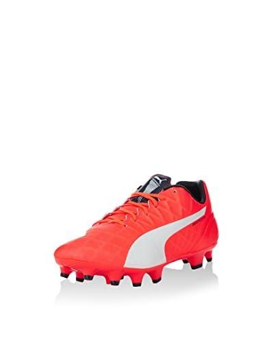 Puma Botas de fútbol Evo Speed 4 4 Fg Naranja