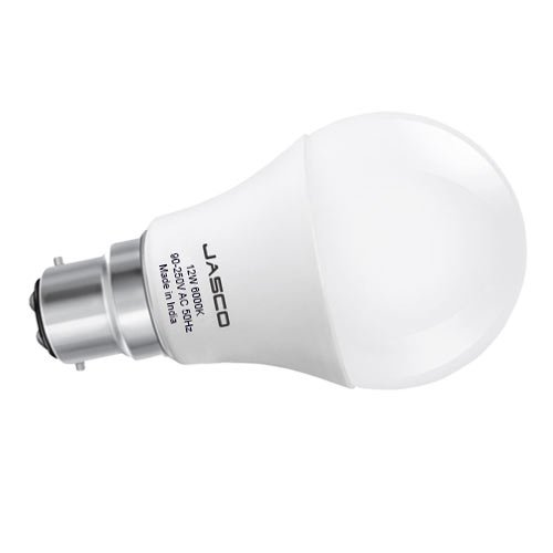 12W-B22-LED-Bulb-(White,-Set-Of-5)-