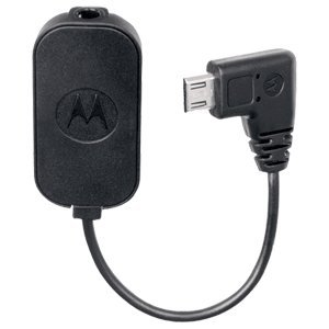 Motorola OEM SYN2113A MicroUSB To 3.5mm Adapter for Nextel cell phone