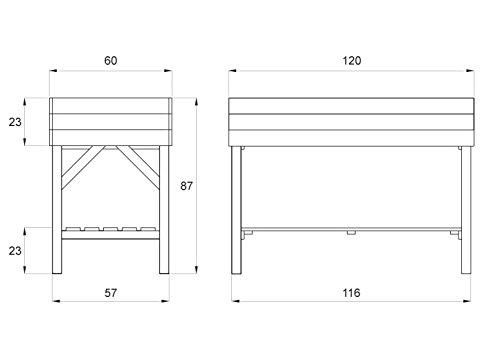 Hochbeet-Sabine-inkl-Einlage-Abmessungen-120-x-60-x-86-cm-L-x-B-x-H