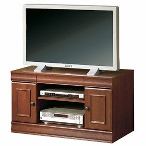 Traditional Style Classic Cherry Finish LCD/Plasma TV stand 40""