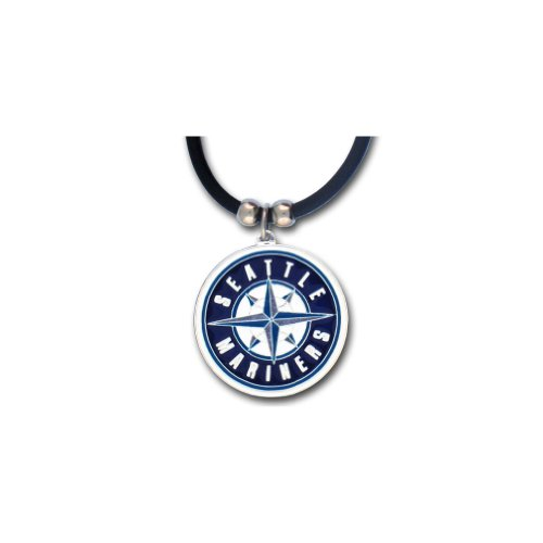 MLB Logo Pendant - Seattle Mariners at Amazon.com