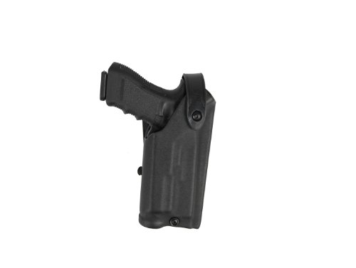 Safariland 6280 Level II SLS Retention Duty Holster, Mid-Ride, Black, STX Tactical, Glock 17, 22 with M3 Light from Safariland