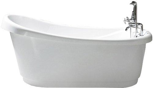 Aquatica PureScape 019 Freestanding Acrylic Bathtub