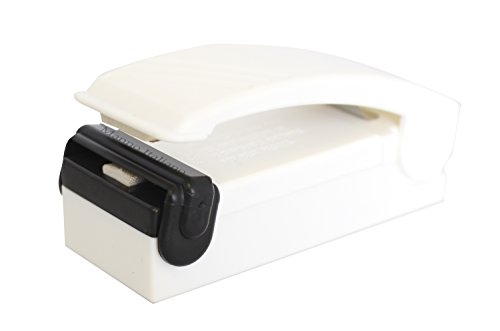 Bag Sealer - Reseal Bags to Keep Food Fresher and Prevent Spills and Mess - Works Instantly - Safe to Use and Works Like Magic