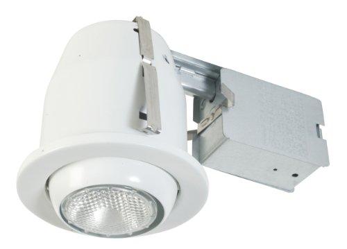 Eurofase TH-P05-02 4-Inch PAR20 Eyeball Trim Kit, White