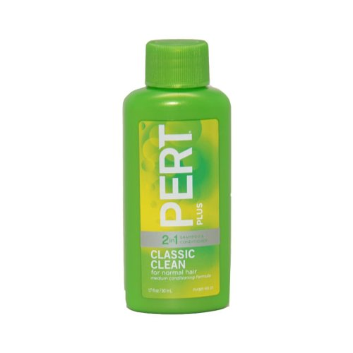 Medium Conditioning Formula 2 In 1 Shampoo And Conditioner For Normal Hair By Pert Plus, 1.7 Ounce front-868594
