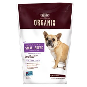 Organix Small Breed Grain Free Adult Dog Food, 4.25-Pound