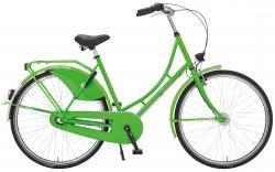 "Holland Nostalgie Damen ""Eco"" Fahrrad, grasgrün, 50 cm"