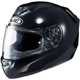 HJC FS-15 BLACK MOTORCYCLE Full-Face-Helmet