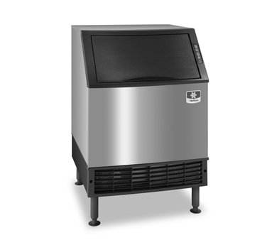 Manitowoc Neo Ud-0190A Air Cooled 198 Lb Dice Cube Undercounter Ice Machine front-536658