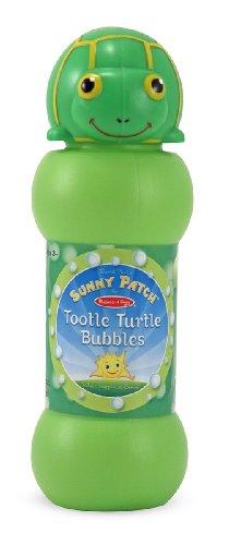 Melissa & Doug Sunny Patch Tootle Turtle Bubbles - 1