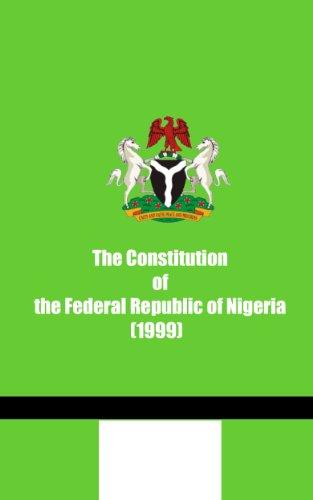 Federal Republic Nigeria 0001627521/