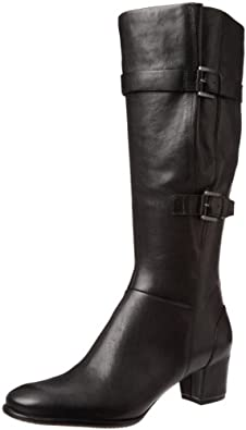 (狂跌)爱步ECCO Palin Tall Boot 女士佩林2013年秋冬新款 真皮高筒靴 $213.71