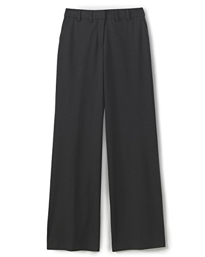 Foldover Wide-Leg Pant