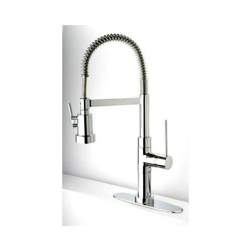 Pegasus K300 Chrome Pull Out Kitchen Faucet