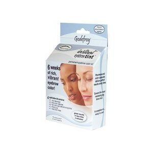 Godefroy Instant Eyebrow Tint Natural Black by Godefroy