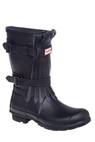 Orinigal Fringe Short Mid Calf Rain Boot