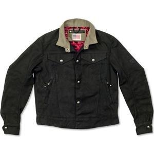 Roland Sands Design Hesher Jacket - X-Large/Black