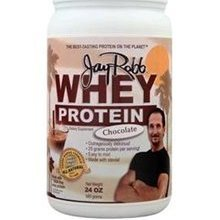 Jay Robb Delicious Whey Protein Chocolate 24 Oz Powder