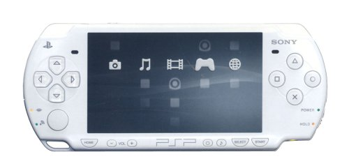 PSP Slim And Light Ceramic White
