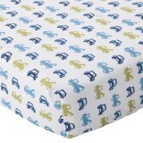 Lambs & Ivy Sheet, Little Traveler