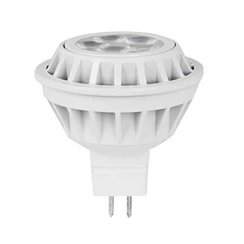 Utilitech 7-Watt (35W Equivalent) Mr16 G5.3 Base Warm White Dimmable Led Flood Light Bulb