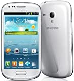 Samsung Galaxy S III 3 mini 8GB i8190 HSPDA 900/1900/2100 FACTORY UNLOCKED Marble White INTERNATIONAL VERSION