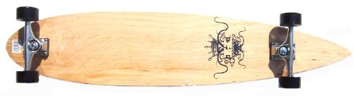 Learn More About Krown Krown Logo 2 Complete Longboard Skateboard