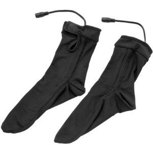 Firstgear Heated Socks - Large/Black