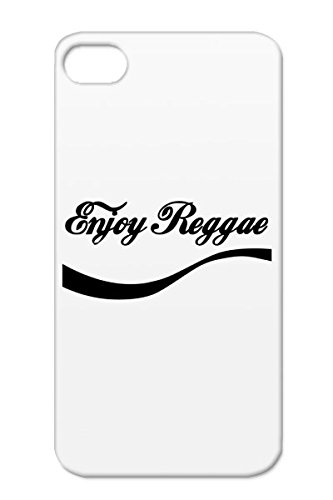 Listening To Music Musicians Phone Jack Reggae Walkmans Jam Audio Wave Weed Hifi Jamaica Enjoy Miscellaneous Mp3 Players Rock Music Rock Ampamp Roll Amp Rasta Coka Cola Bob Marley Headphones Jammin Black Tear-Resistant Case For Iphone 4 Reggae