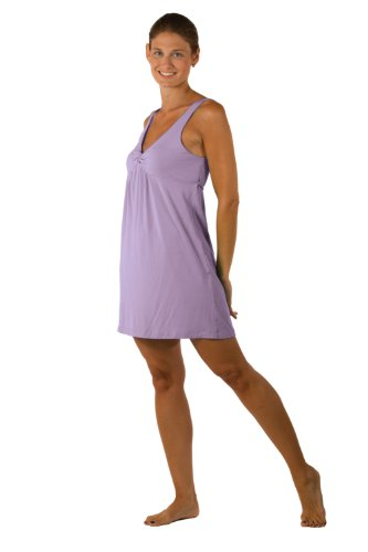Bamboo Camisole Sleep Chemise for Women (Orchid, Medium) Cute Nightie Chemise Intimate Sleepwear Eco Friendly Bamboo Clothing Best Christmas gifts 2011 top ten unique unusual holiday Christmas Xmas gift ideas gifts presents Shirt Birthday Gifts for Women Her Something Special for Me Nice My Wife - Bamboo Nightie 0066 - Orchid - Medium
