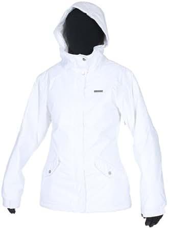 Billabong Damen Snowboardjacke MILA, white, XL