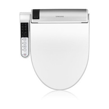 Samsung SBD 935S - Bidet toilet seat - Real Samsung quality toilet seat - 1st in Europe!
