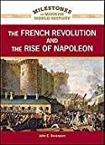 img - for The French Revolution and the Rise of Napoleon (Milestones in Modern World History) book / textbook / text book