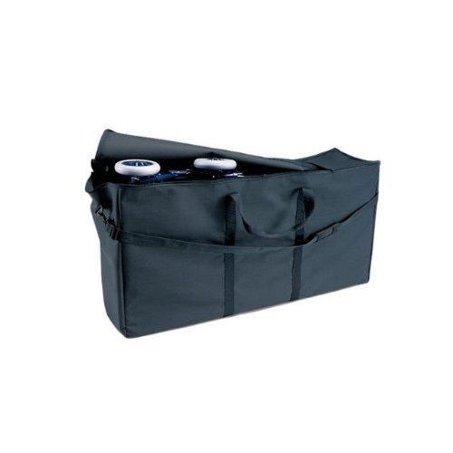 Jl Childress Standard And Dual Stroller Travel Bag, Black, 2-Pack