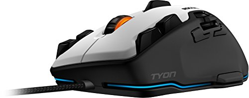 roccat-tyon-all-action-multi-button-gaming-souris-capteur-laser-8200-dpi-14-touches-analog-thumb-pad