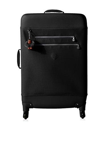 Kipling Monti L Medium Wheeled Suitcase, Black