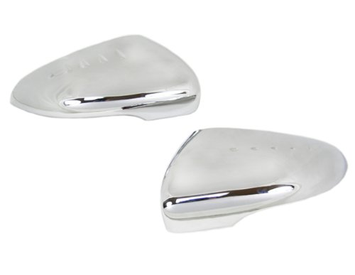 Chrome Mirror Cover Trims Accessories for 2011 2012 Volkswagen Touran 2009 2010 2011 VW Golf MK6 Model Brand New